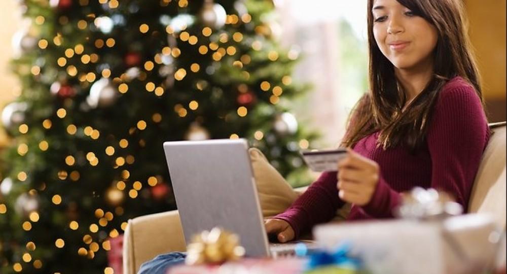 Tiendas online reinan en Navidad