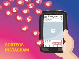 ¿Quieres organizar un sorteo en Instagram?